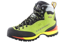Garmont Homme Ferrata Tech Pro GTX lime
